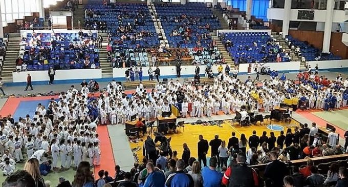 Judoka de la CSM Pitești, clasări pe podium la Cupa Mureşul CIS GAZ