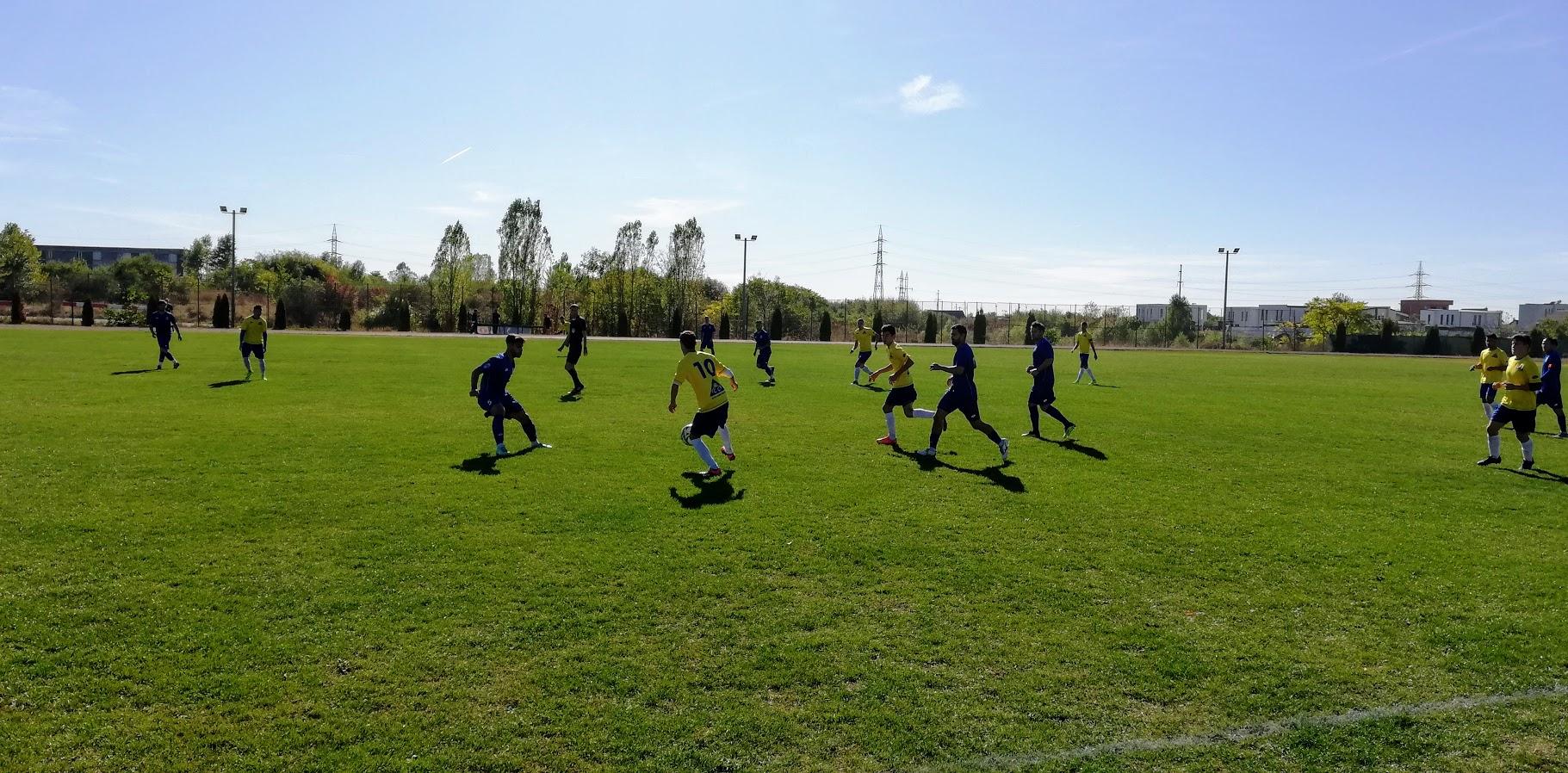 Meci fără istoric în Trivale, FC Argeș II – Academia Câmpulung 0-7