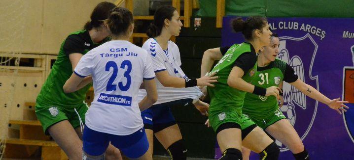 CS Dacia Mioveni, meci în deplasare, în divizia A la handbal feminin