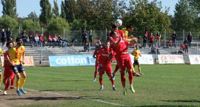 CS Mioveni, victorie la un scor neverosimil în Banat, 5-0 cu Ripensia !