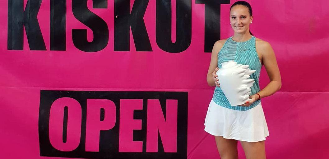 Nicoleta Dascălu a câștigat turneul ITF de la Szekesfehervar (Ungaria)