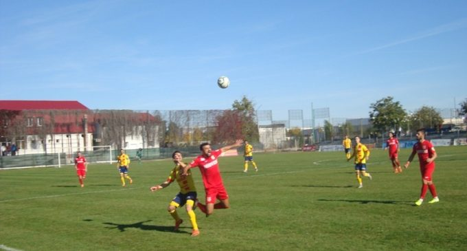 Video | Ripensia – Mioveni 0-5. Massaro,gol de generic