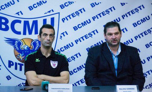 """Schimbările propuse de grecul Paralikas la echipa de baschet: """"Altă atitudine și un joc mai ofensiv"""""""