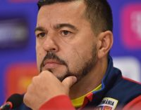 Federația Română de Fotbal a oficializat despărțirea de Cosmin Contra