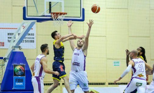 Șocul demiterii antrenorului nu a funcționat, Sibiul câștigă la Pitești la o diferență de 18 puncte