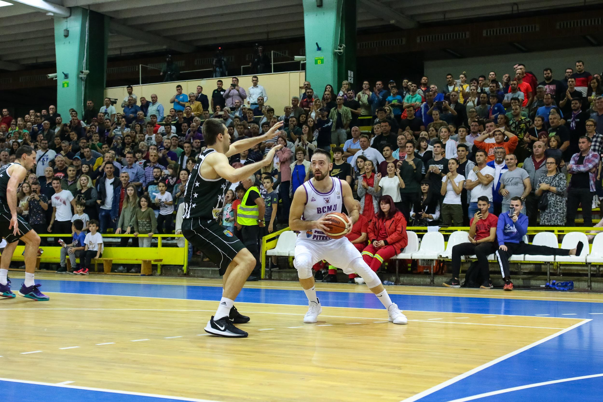 BCM U Pitești și FC Argeș Volei joacă sâmbătă pe teren propriu. Hai și tu la sală!