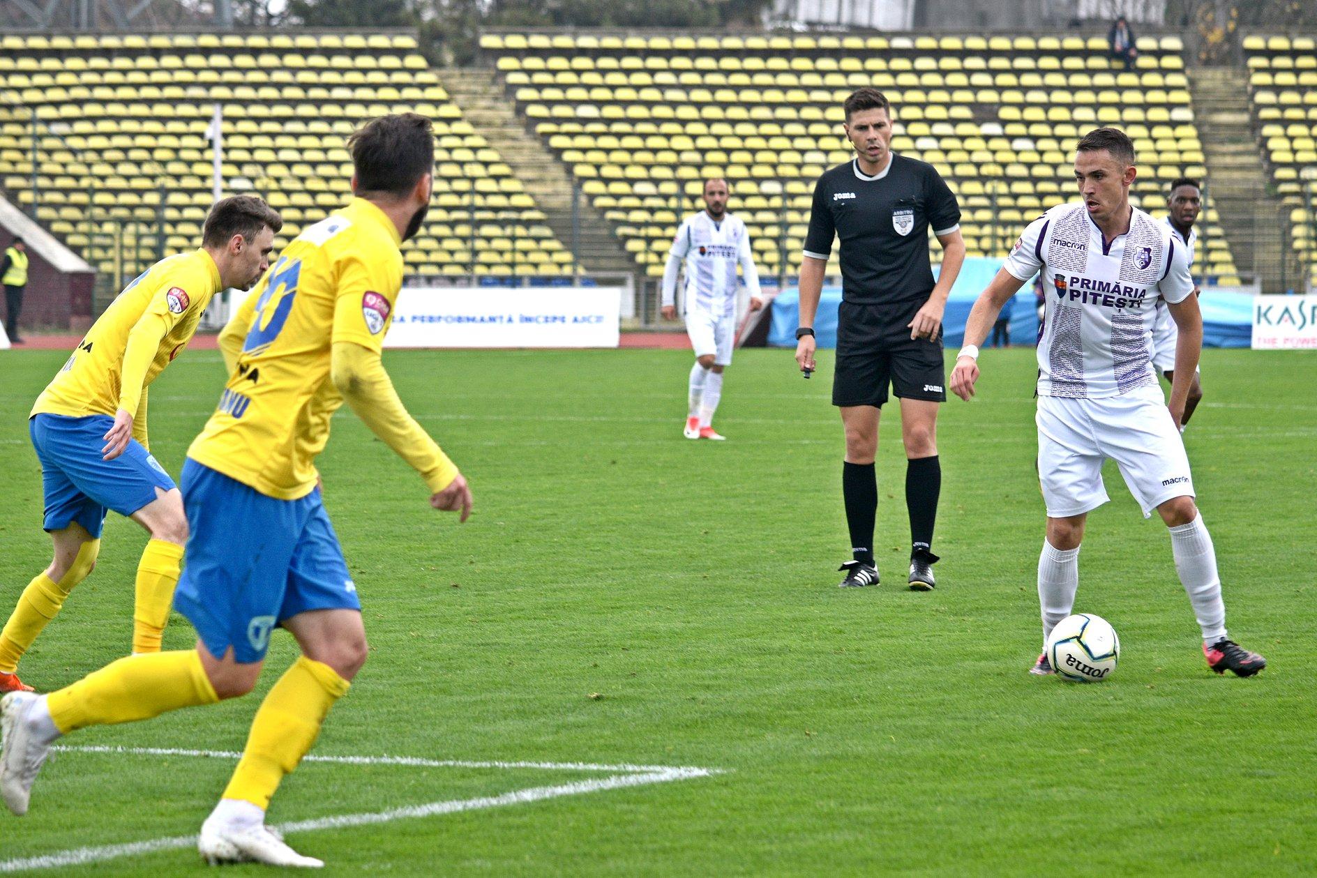 Liga 2 | FC Argeș, statistica turului de campionat 2019-2020