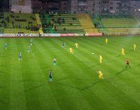 CS Mioveni a învins pe Turris Turnu Măgurele cu scorul de 5-2 după ce a fost condusă cu 2-0