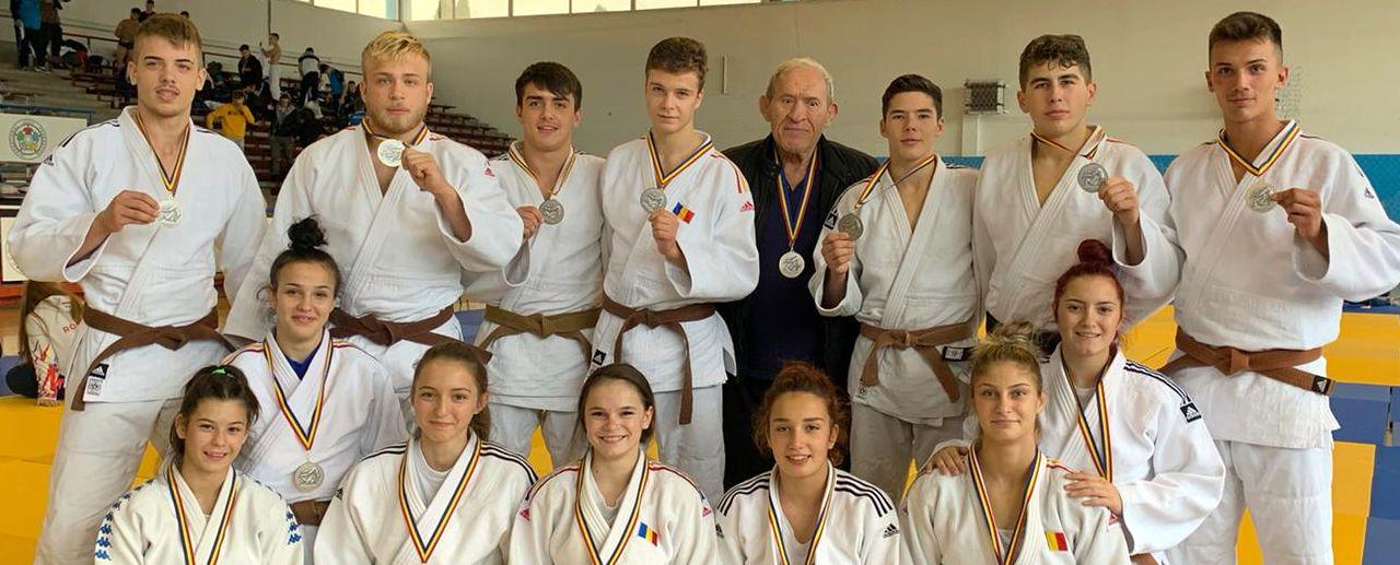 CSM Pitești, prestații reușite la CN de judo pe echipe și la ne waza