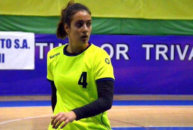 Convocare pentru  Diana Dumitru la naționala de handbal junioare