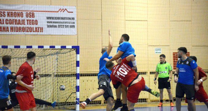 CSU Pitești îi administrează liderului CS Medgidia prima înfrângere din campionat