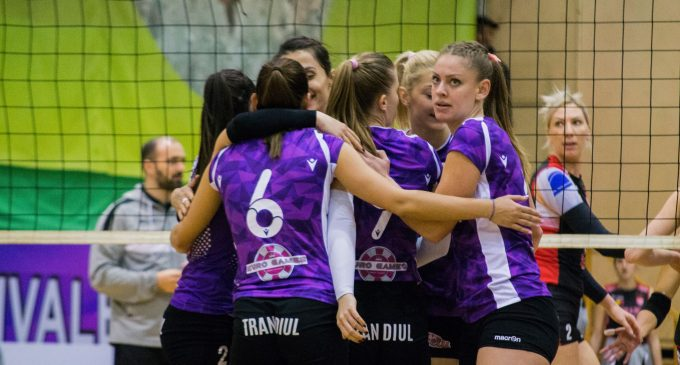 Video | FC Argeș – Dinamo 0-3, în divizia A1 la volei feminin
