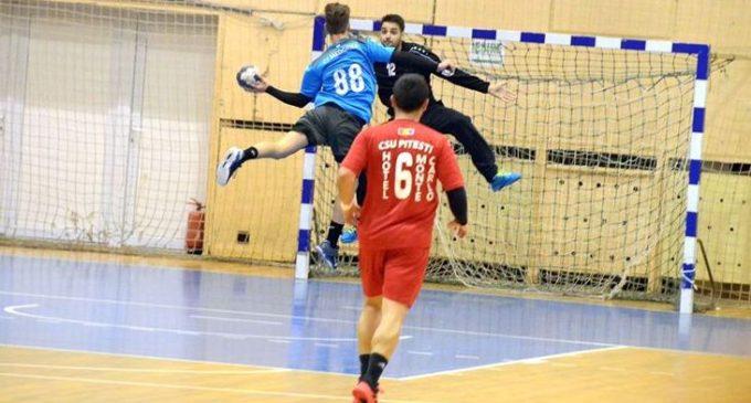 CSU Pitești – SCM Poli Timișoara, în optimile de finală ale Cupei României Fan Courier la handbal masculin