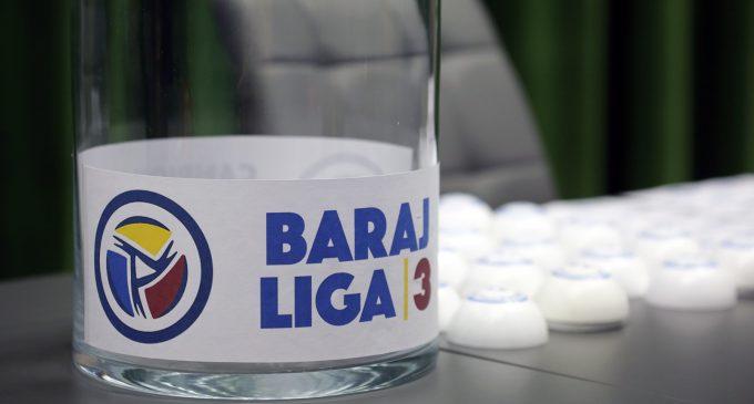 S-a aprobat regulamentul pentru barajul de promovare în Liga 3, ediţia 2020-2021