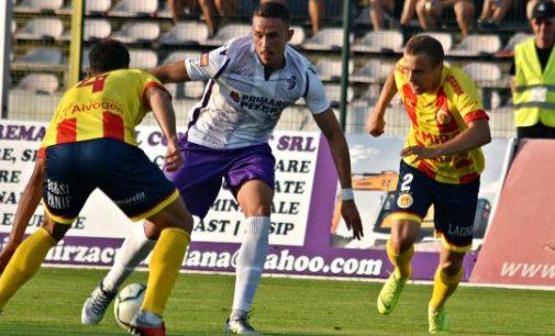 Liga 2   Andrei Blejdea(FC Argeș), pe podium în clasamentul golgheterilor