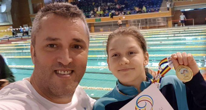 Emilia Andra Surugiu, 2 medalii de aur la Cupa României