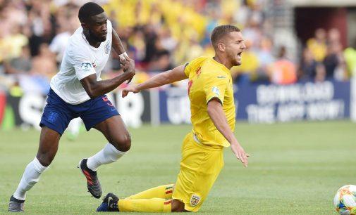 Amical Anglia – România înainte de EURO 2020