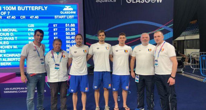 Robert Glință va fi prezent la europeanul în bazin de 25 de metri