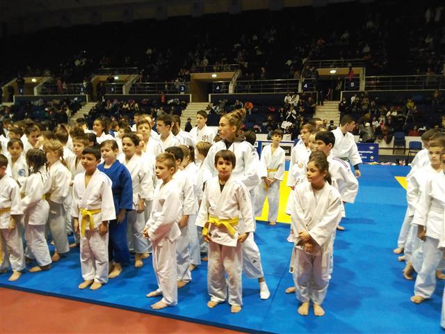 Secția de judo de la CSM Pitești are o nouă generație valoroasă