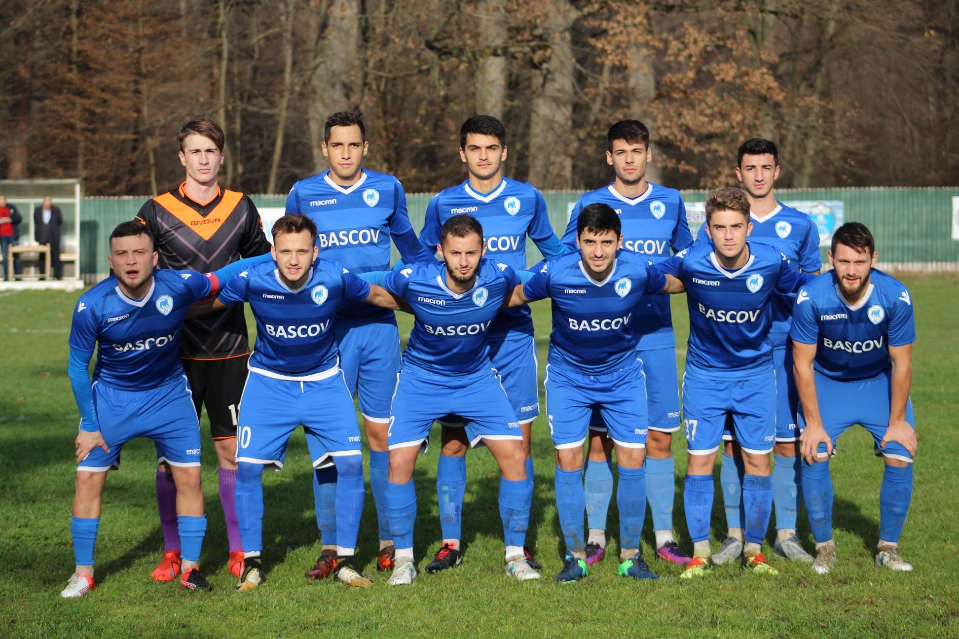 Liga 3 | Unirea Bascov, statistica turului de campionat 2019-2020