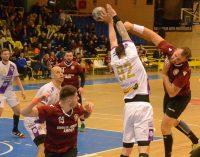 CSU Pitești – SCM Poli Timișoara 17-32, în optimile Cupei României la handbal masculin
