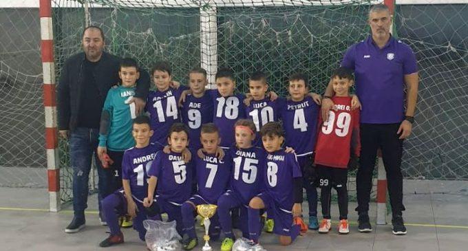 ACS Viitorul Argeș s-a calificat la etapa finala a Interligii de iarnă-Trofeul Gheorghe Ene