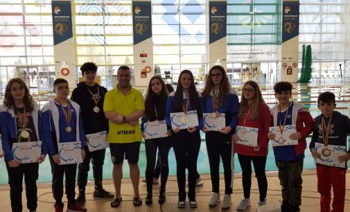 5 medalii de aur pentru înotătorii de la CS Dacia Mioveni la Cupa Ligii