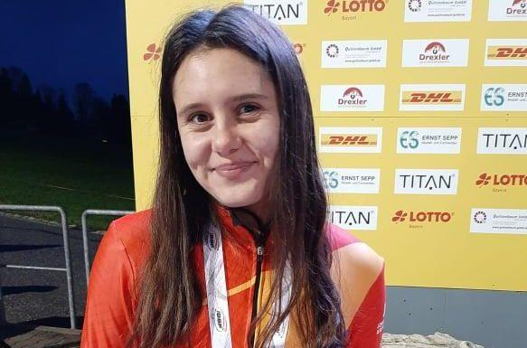 Antonia Sârbu (CS Muscel Câmpulung) va participa la Jocurile Olimpice de Tineret