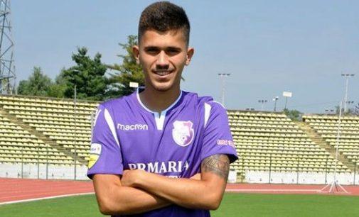 Cătălin Barbu va juca în Liga 1, a fost transferat de Chindia Târgovişte