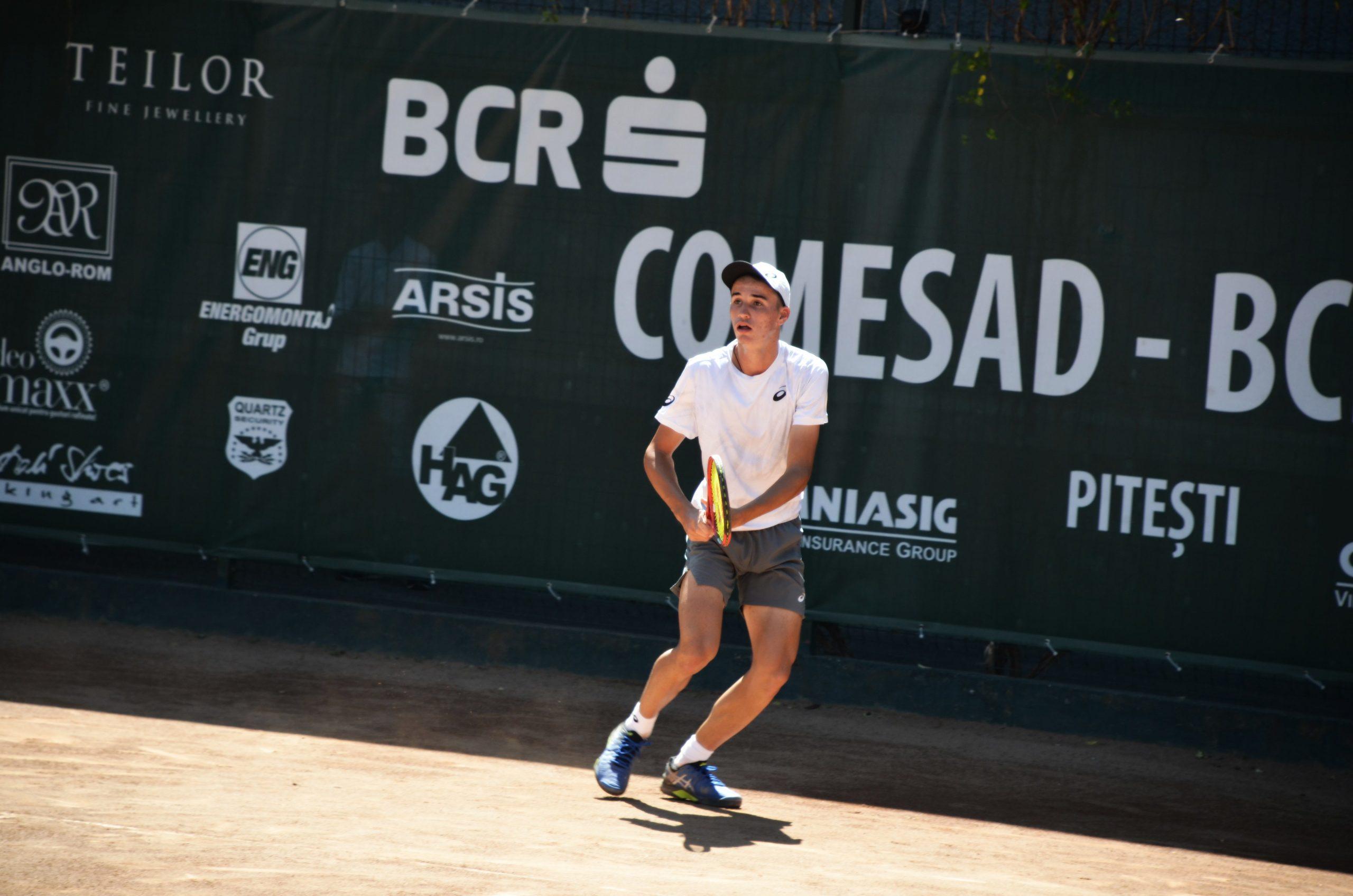 Câștigătorul de la Australian Open juniori la dublu, Nicholas David Ionel, a jucat vara trecută la Comesad BCR Open