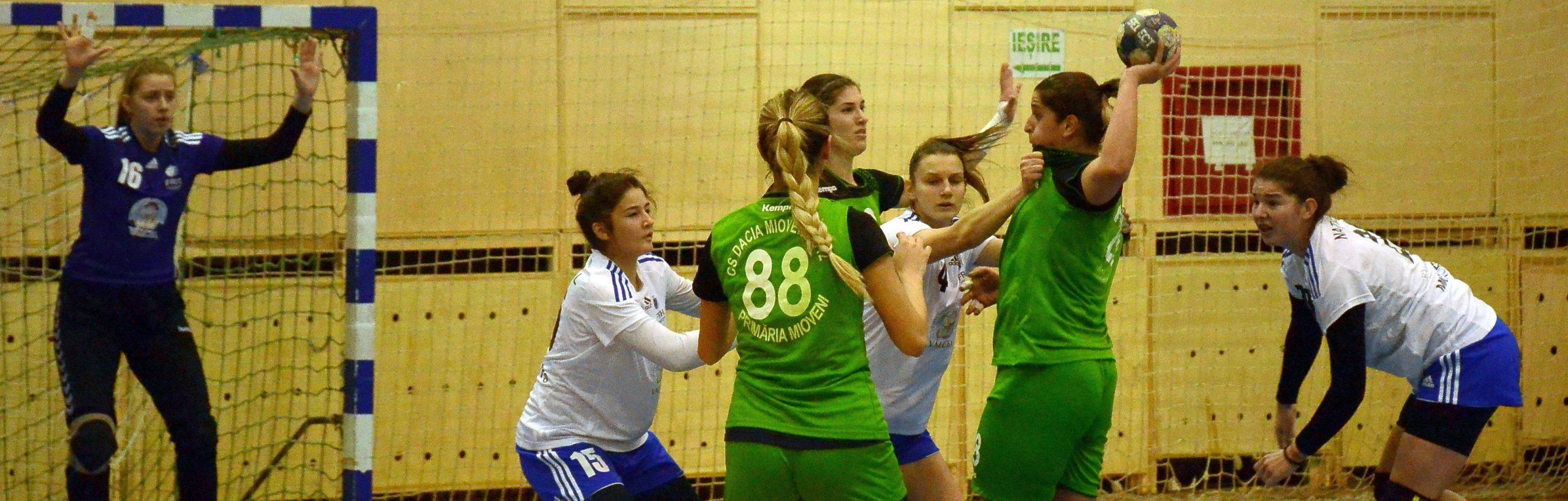 Competiţiile handbalistice interne se vor relua în luna iunie