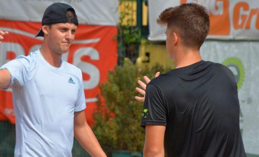 Bulgarul Lazarov, remarcat la Comesad BCR Open Pitești, joacă în aceste zile la ATP Cup