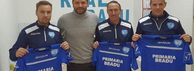 Liga 4   Real Bradu i-a transferat pe Cosmin Năstăsie, Roberto Ayza şi Andrei David