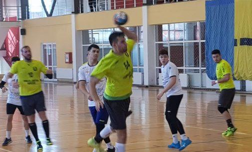 CSU Pitești, prima victorie în 2020: 34-30 (20-12) cu AHC Dobrogea Sud II