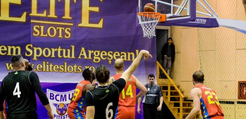 BCMU FC Argeș a disputat al doilea amical, contra Stelei București