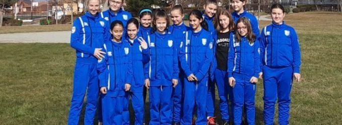 Dacia Mioveni a câștigat turneul de minivolei de la Târgu Jiu