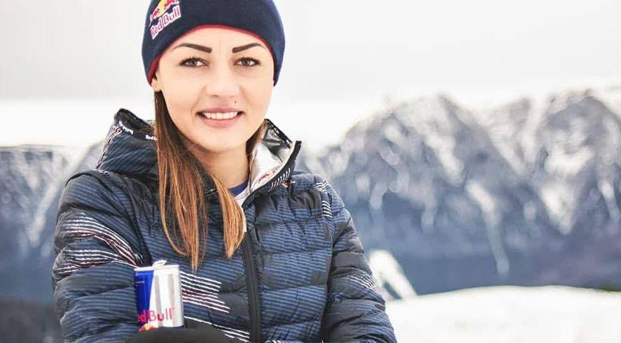Denisa Dragomir prinde aripi: din 2020 este sportiv Red Bull!