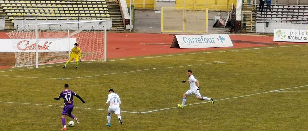 Video | Victorie pentru FC Argeş înaintea plecării în cantonamentul din Antalya, 3-1 cu CSU Craiova II
