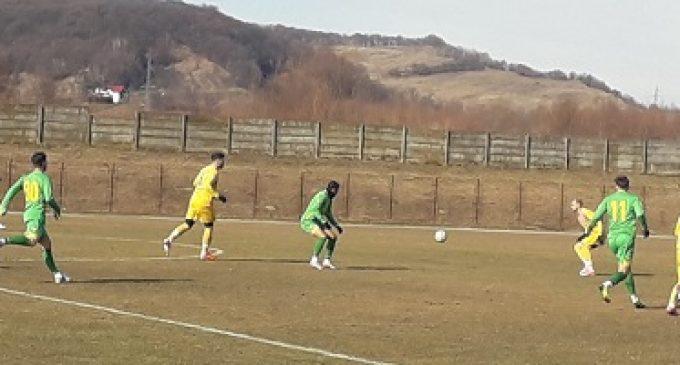 CS Mioveni – CS Afumaţi 2-2, într-un amical jucat la Curtea de Argeş