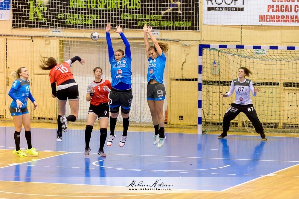 Compania Trieurodata, sponsor al echipei de handbal a Mioveniului