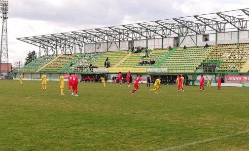 CS Mioveni- CSM Slatina 1-1, în ultimul amical înainte de startul sezonului
