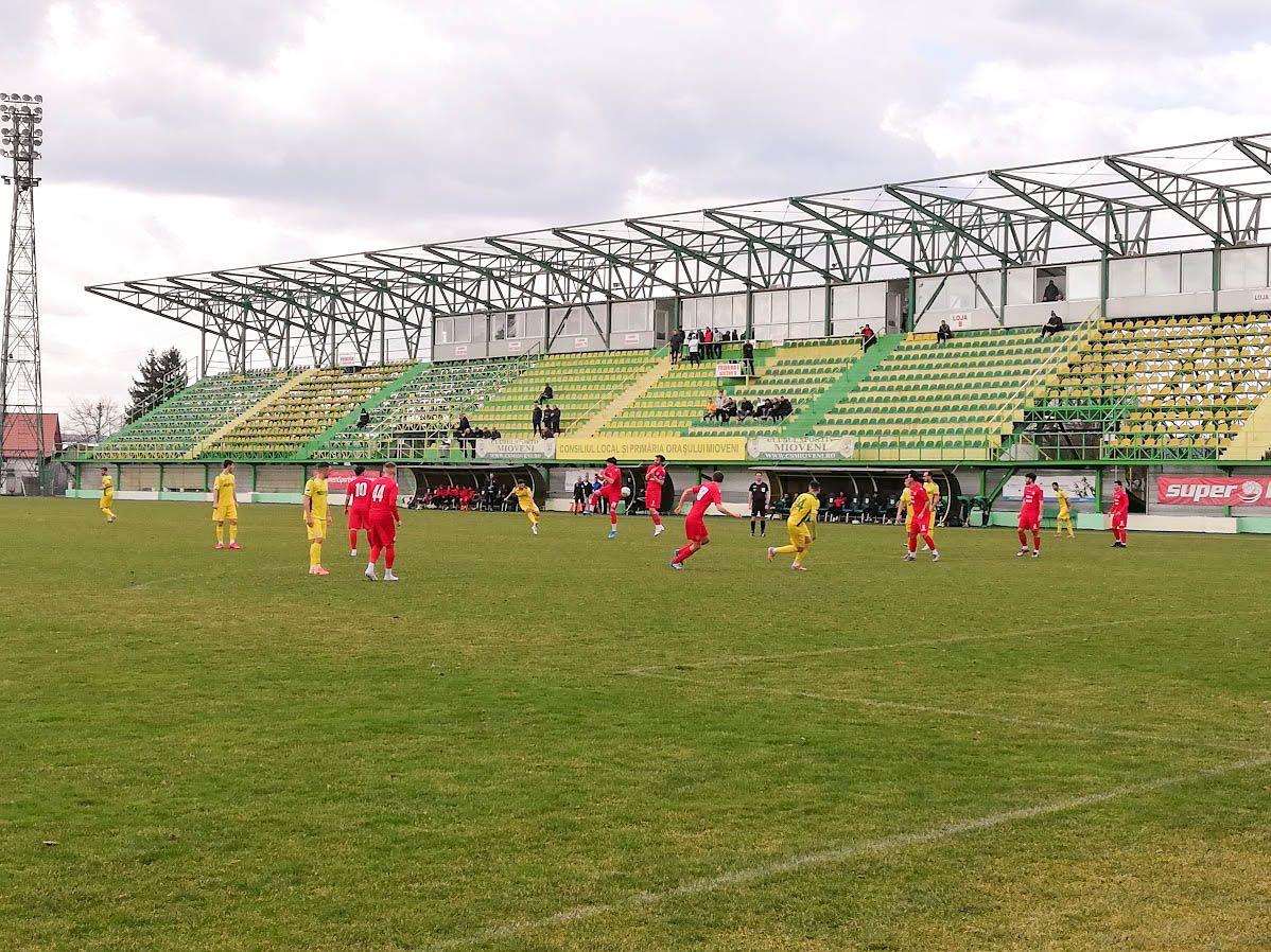 Dosarul de licențiere al Mioveniului pentru Liga 1 este complet