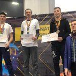 Atletism | Alexandru Tache şi Bogdan Cioacă(CSM Piteşti) au dominat proba de triplusalt din cadrul CN pentru seniori şi tineret