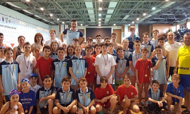 CSM Pitești a câștigat Cupa Mărțișor la înot