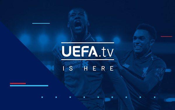 Conţinut gratuit pe portalul UEFA.tv