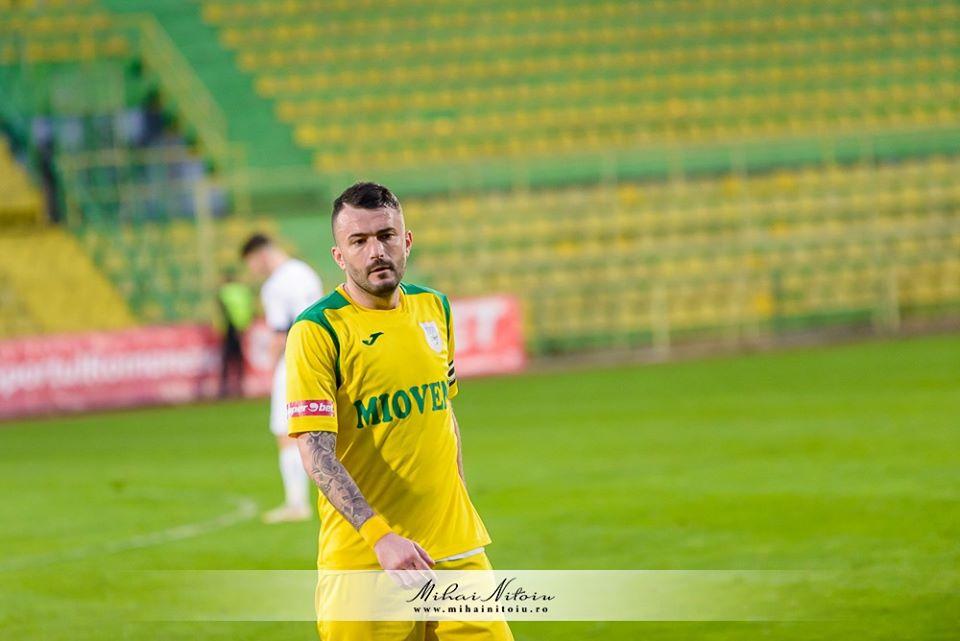 """Andrei Hergheligiu : """"Lupta pentru promovarea în Liga 1 se va da până în ultima rundă"""""""