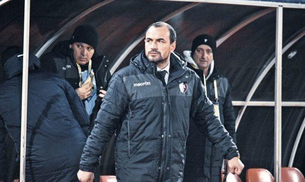 """Ionuţ Badea: """"Consider că cea mai bună variantă de reluare a campionatului este cea cu play-off """""""