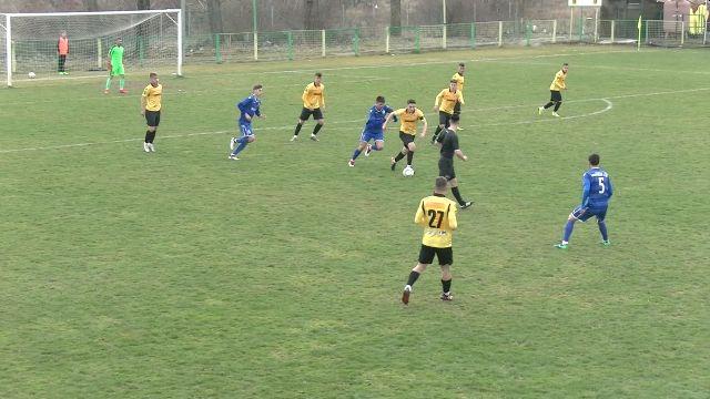 Înfrângere dură pentru Unirea Bascov în  primul meci al primăverii, 1-4 cu FC Voluntari II