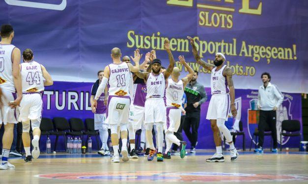 Duel pentru locul 1în Grupa Galbenă a Ligii Naționale de Baschet masculin