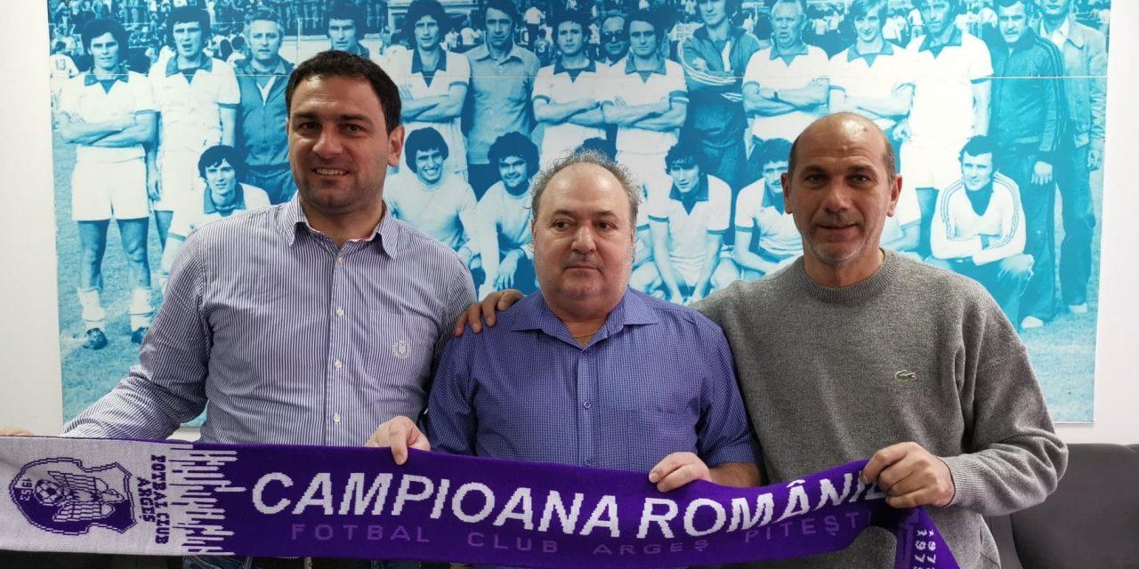 Doru Toma este noul organizator de competiţii al celor de la FC Argeş